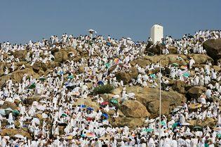 Стояние на горе 'Арафат