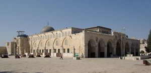 Jerusalem Al-Aqsa Mosque BW 2010-09-21 06-38-12.jpg